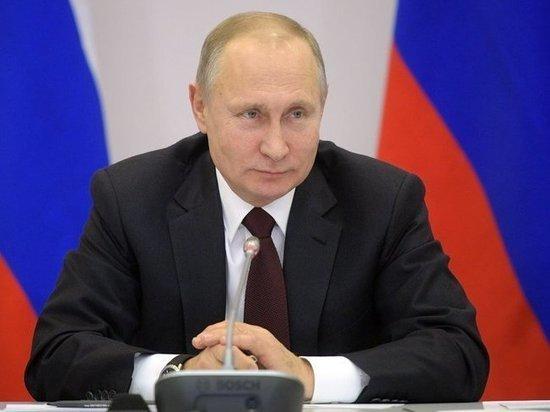 В Российской Федерации будут праздновать 100-летие образования Татарстана— Путин подписал указ