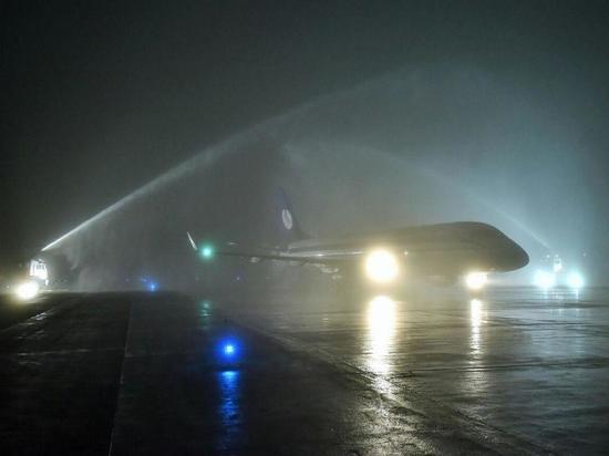 Казань: Авиакомпания Belavia открыла постоянный  рейс Минск