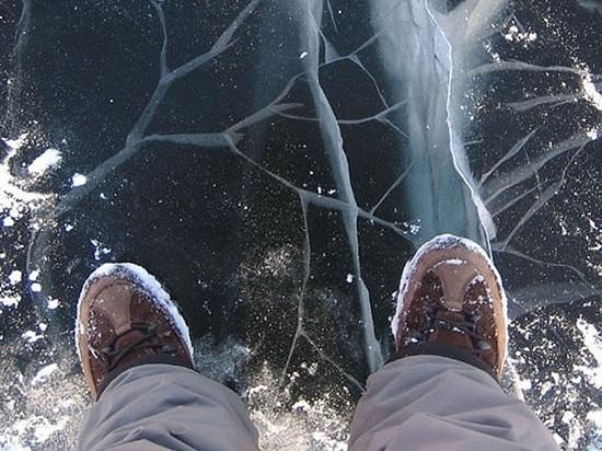 Нареке Онега рыбак умер, провалившись под лёд