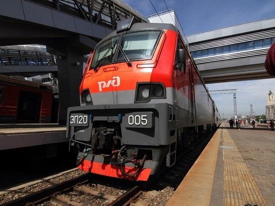 В мае пригородный поезд Казань-Арск изменит расписание