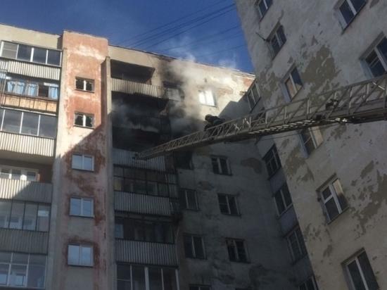 Названа предварительная причина взрыва в многоквартирном доме Екатеринбурга
