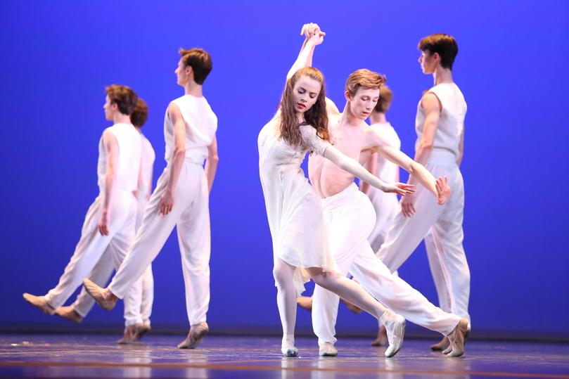Балетные школы Большого театра и Парижской оперы станцевали на юбилей Петипа