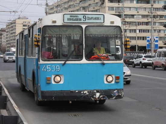 В центре Волгограда 2 мая ограничат движение транспорта