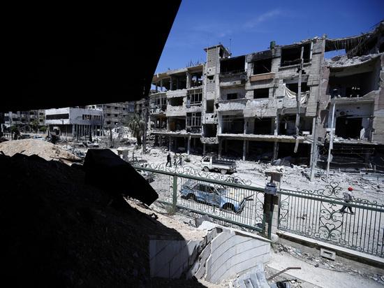 Источник сказал, что США готовят новейшую провокацию с«химатакой» вСирии