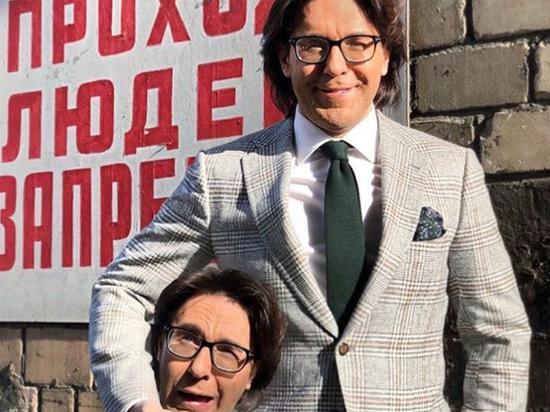 Малахов, да уже не тот: потерял лицо