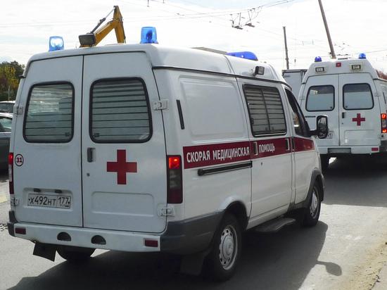 Раненая женщина вКрасноярске побила фельдшера скорой