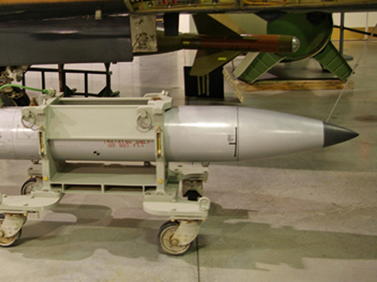 «Идёт хорошо». ВСША сообщили обиспытаниях «гравитационной» ядерной бомбы