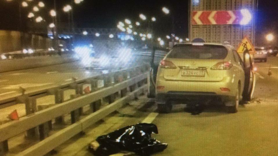 В ДТП на Третьем транспортном кольце погибла женщина