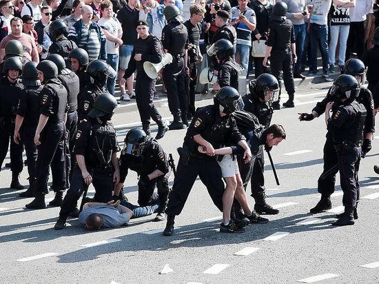 Тайные пружины беспорядков в Москве: протестная акция вышла необычной