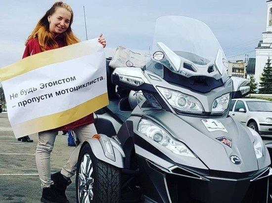 Костромские мотоциклисты официально открыли сезон