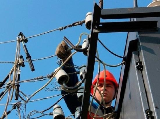 В Твери и окрестностях 2 дня будут отключать электричество