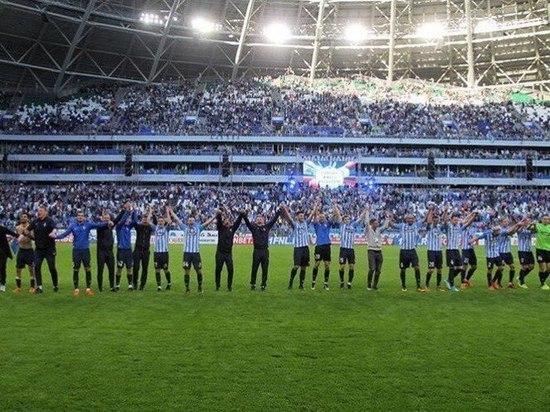 Рустам Минниханов посетил стадион «Самара Арена»