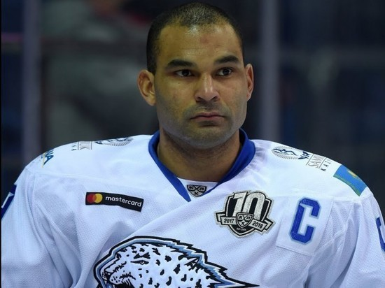 Лучший снайпер КХЛ перешёл в«Автомобилист»