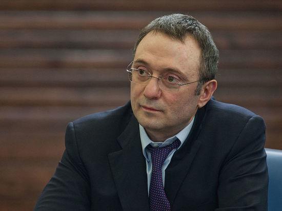 Сенатор Сулейман Керимов попал в клинику