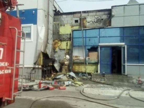 ВКаменске-Уральском зажегся рынок: эвакуировано 120 человек