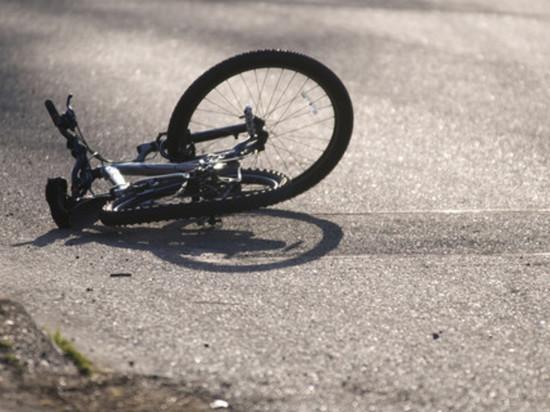 В Тверской области под колёса автомобиля попал 8-летний велосипедист