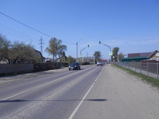 Под Тамбовом водитель иномарки сбил 12-летнего мальчика на пешеходном переходе