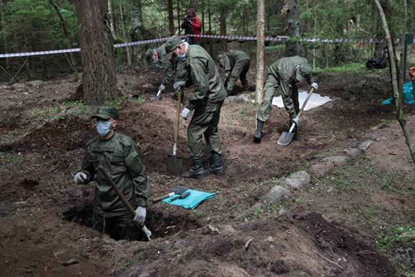 Американские архивы раскроют судьбы тысяч советских солдат, погибших в плену