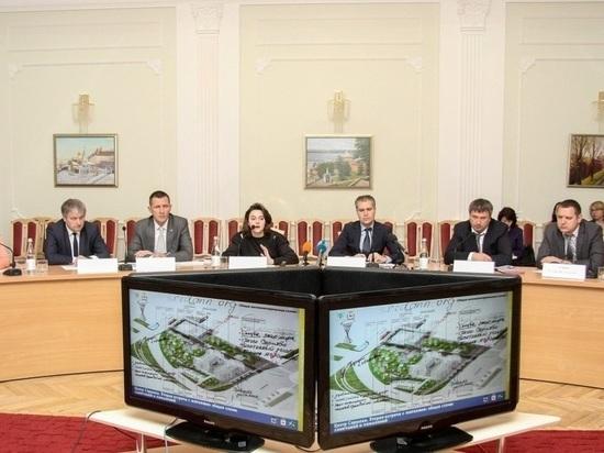 Институт развития городской среды презентовал проекты благоустройства в Нижнем Новгороде