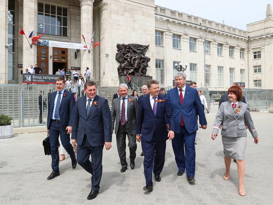 ВВолгоградскую область прибыл и.о. министра транспортаРФ Максим Соколов