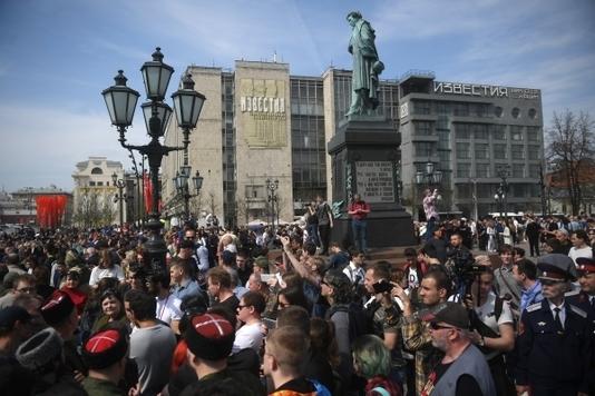 Казак: «Мы с Навальным решили объединиться, чтобы никто не погиб»