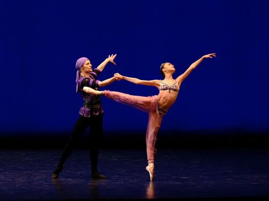 Международный конкурс «Арабеск» отметил 30-летие: русский балет овладевает миром