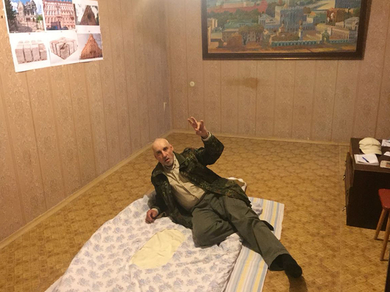 Задержанный Иисус Христос произвел фурор в московской полиции