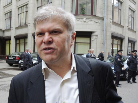 Сергей Митрохин избран председателем московского регионального отделения партии Яблоко