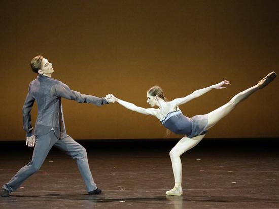 В Большом театре прошла премьера вечера одноактных балетов