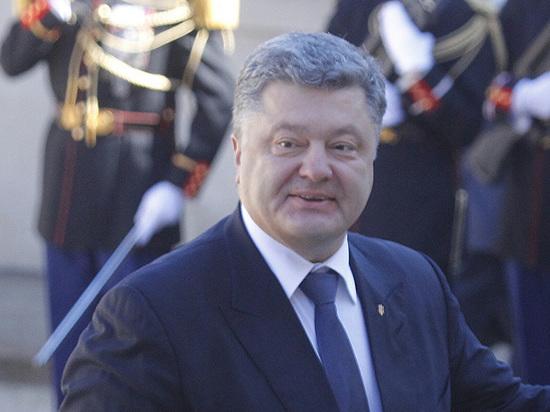 Поинициативе Саакашвили вВР собирают подписи заимпичмент Порошенко