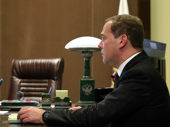 Путин определил структуру нового правительства