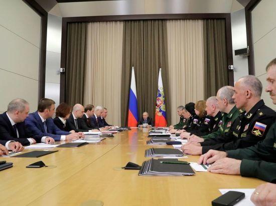 Алексей Дюмин принял участие всовещании по задачам ОПК