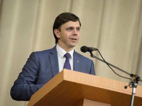 Андрей Клычков объявил обучастии ввыборах губернатора Орловской области