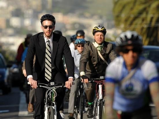 Костромичам предложили пересесть  на велосипеды