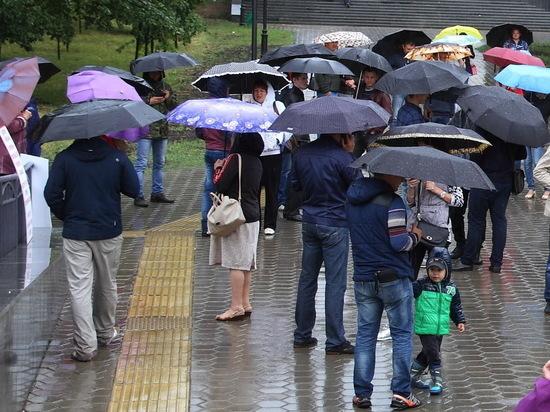 Кратковременный дождь и гроза ожидаются в Мордовии 18 мая