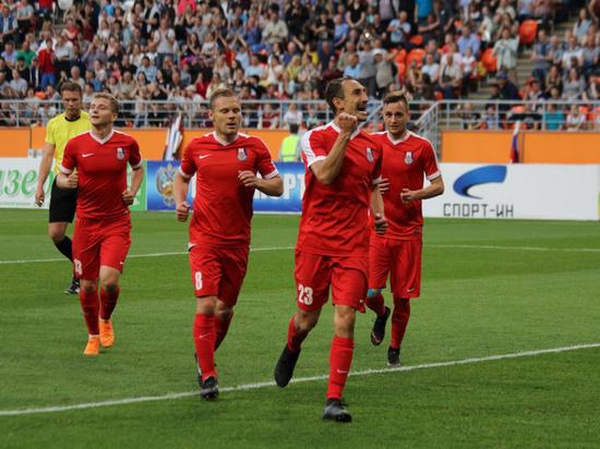 ФК «Мордовия» следующий матч проведет в воскресенье на выезде