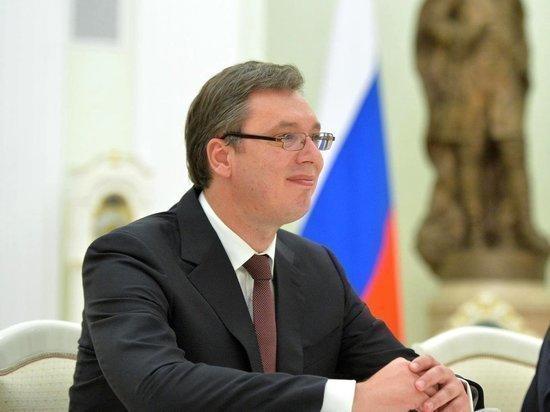 Вучич пояснил нежелание Сербии вводить санкции против Российской Федерации