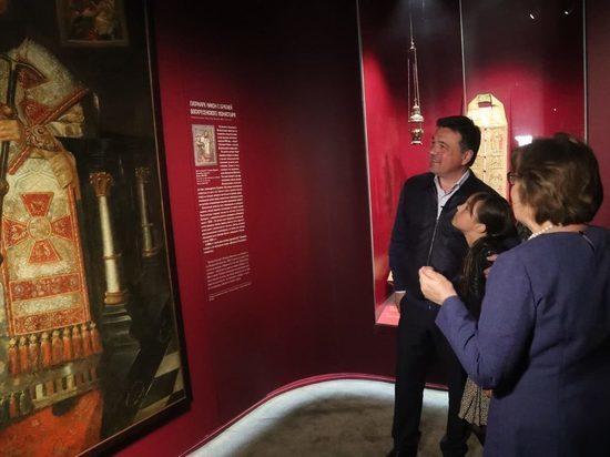 """Около 130 музеев в Подмосковье участвуют в акции """"Ночь музеев"""""""