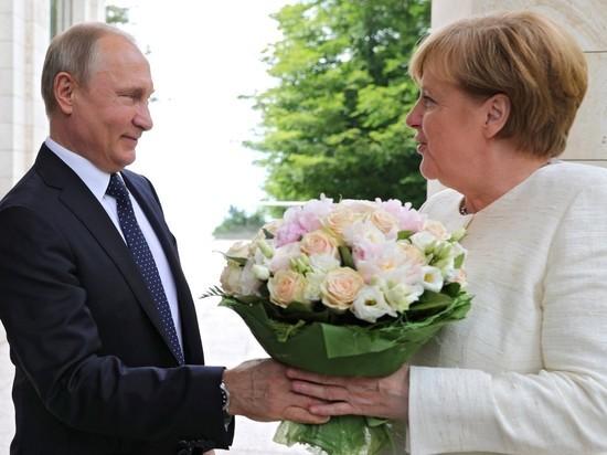 Букет Меркель