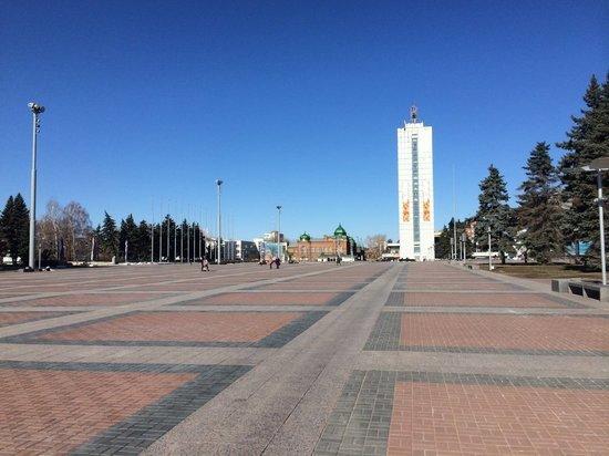 В Ульяновске площадь 100-летия Ленина может стать площадью Ленина