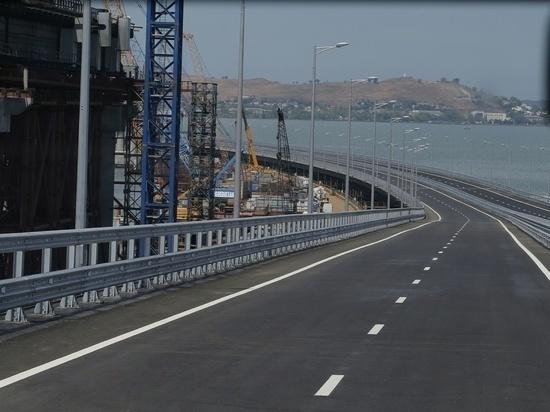 Только в собственных фантазиях Украина сумеет убить Крымский мост— депутат государственного совета Крыма