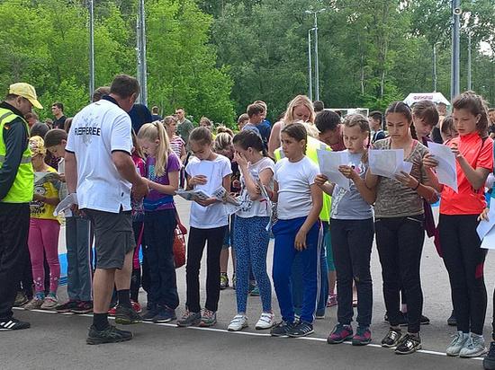 В Тамбове состоялись Всероссийские соревнования по спортивному ориентированию
