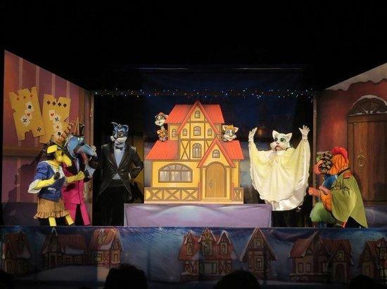 Актеры Самарского театра кукол взяли награды Международного фестиваля