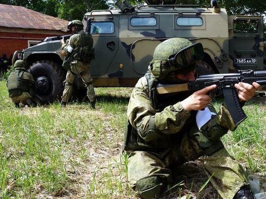 В Котовске прошли масштабные учения по пресечению террористического акта