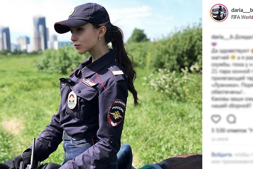 Когда ст.сержант Дарья Блинова стала капитаном? ( 10 фото )