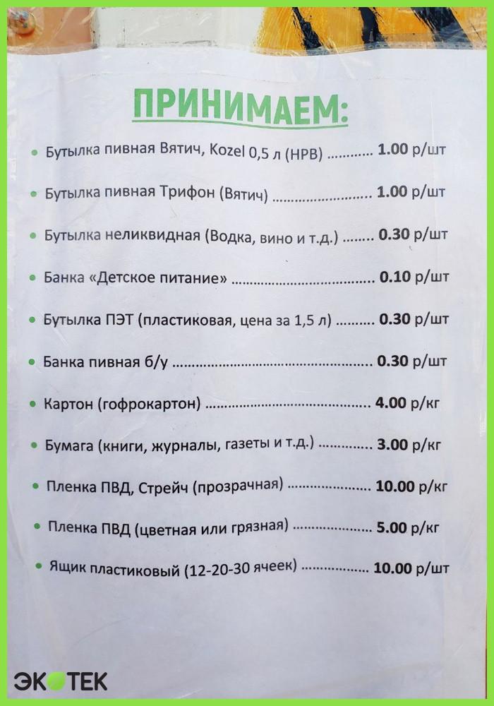 3855e62ca Жители Кирово-Чепецка могут отнести вторсырье в специальный пункт ...