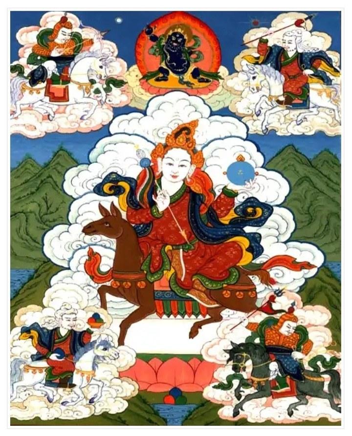 Буддийские ламы приглашают калмыков в Москве - МК Калмыкия