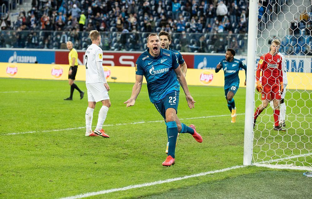 Harakter Dzyuby I Emocii Sutormina Zenit Krasnodar 3 1