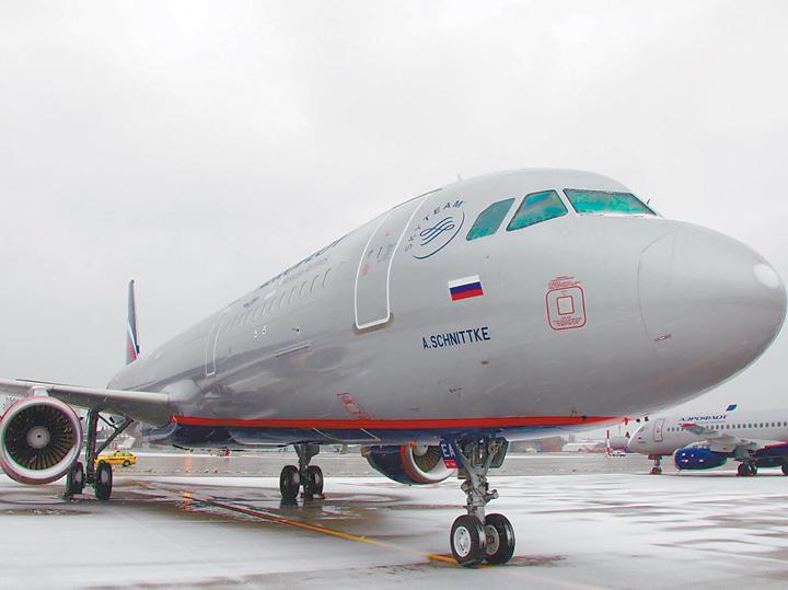 Airbus А-321. «Боинги» и «Эйрбасы» завоевали российский авиарынок. Фото: aeroflot.ru