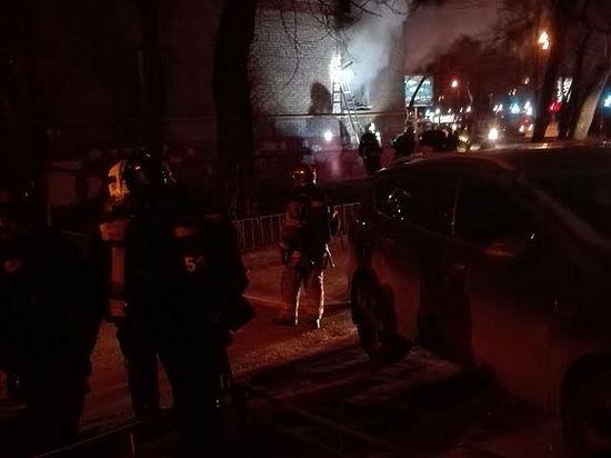 Причиной взрыва на северо-востоке Москвы стала утечка газа